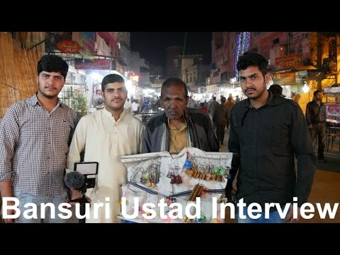 Bansuri Ustad Full Interview | Tragic Life Story | Humans of Lahore