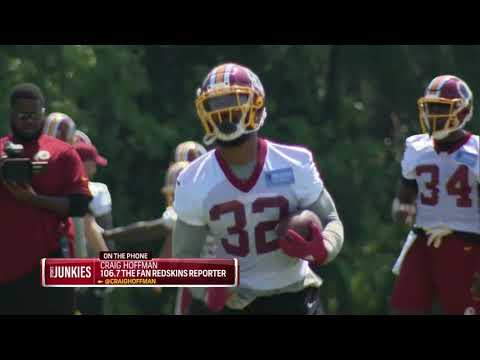 Will the Redskins cut Kelley or Perine?