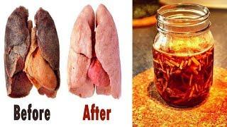 Wie man Ihre Lungen säubert - wie man Raucher-Lungen in drei Tagen entgiftet