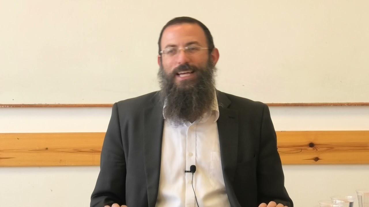 הלכות טוחן בשבת סימן שכא סעיפים ז-יב. הרב אריאל אלקובי שליט''א
