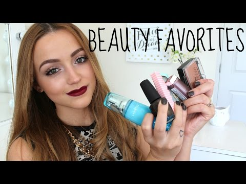 October Favorites! 2014
