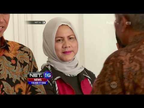 Suasana Kemeriahan Open House Presiden Jokowi di Yogyakarta - NET16