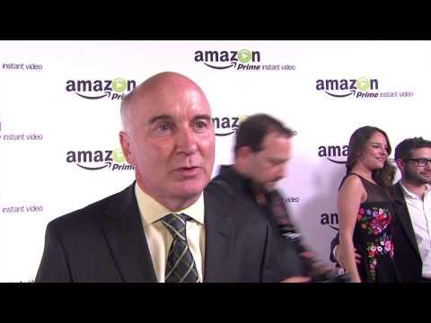 Alpha House: Matt Malloy Premiere TV Interview - Amazon Prime