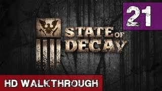 State of Decay Walkthrough - Part 21 Feral Hunting - Lets Play Gameplay & Commentary