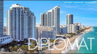 Diplomat Oceanfront Residences by Lana Bell