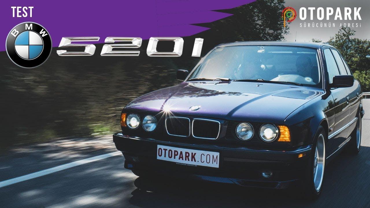 BMW 520ia (E34) 1995 | TEST | Sıfır otomobil almaya gerek var mı?