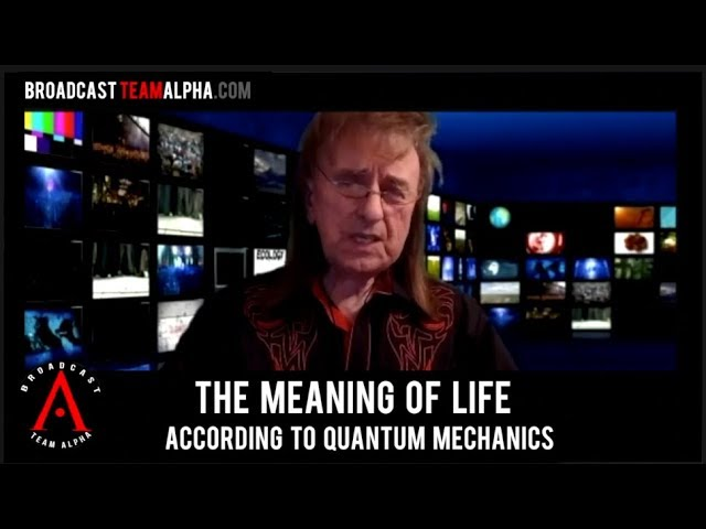 AAGE NOST - The Meaning Of Life According to Quantum Mechanics