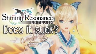 First Review  Impression Review - Shining Review Resonance Review Refrain Review DEMO Review Review