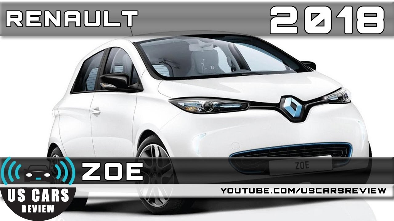 2018 renault zoe review youtube. Black Bedroom Furniture Sets. Home Design Ideas