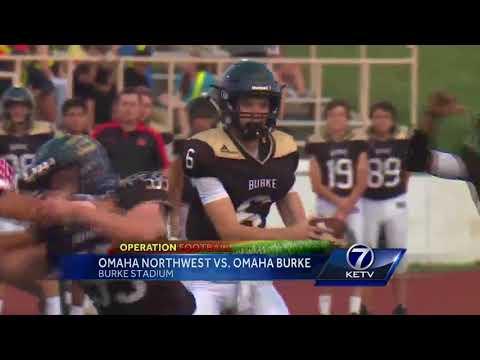 Highlights: Burke stays unbeaten with win over Omaha Northwest