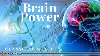 Classical Music for Brain Power: Mozart, Beethoven, Chopin... - Stafaband