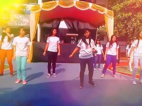 Modern Dance Team at Petra Alpha Christian School's Open House 2013