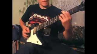 Metallica на электрогитаре(Привет всем. Хочу представить новое видео. Здесь собраны нарезки песен гр. Металлика . Приятного просмотра., 2014-09-25T01:45:45.000Z)