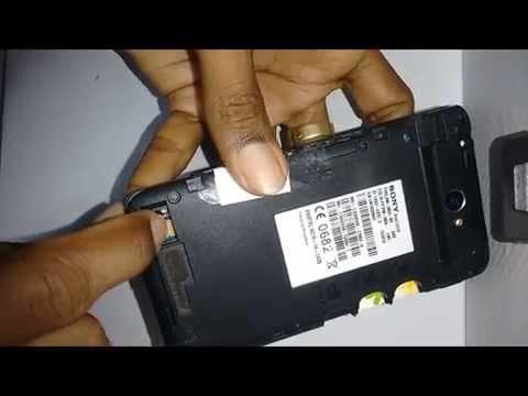 Sony Xperia  E4 E2124 Não Liga