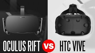Oculus Rift vs HTC Vive - Which One Should You Get?