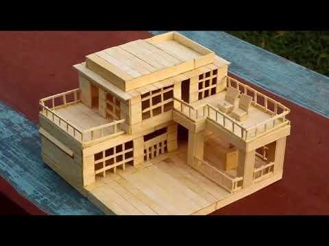 9800 Gambar Rumah Minimalis Dari Stik HD
