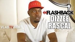 Dizzee Rascal Details Being Stabbed 6 Times, Shows Stab Wounds (Flashback)