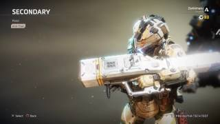 Titanfall 2 Tech Test Quick Play