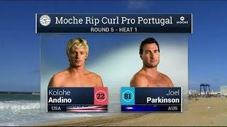 Moche Rip Curl Pro Portugal: R5, H1 Recap