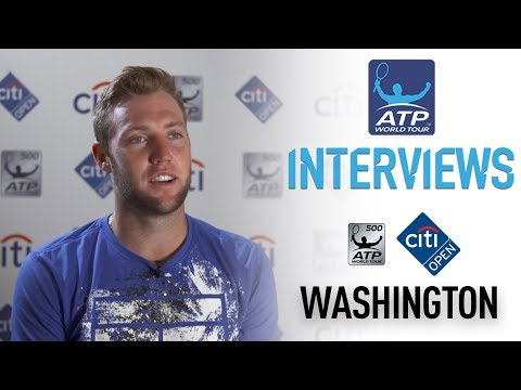 Sock Discusses QF Win Washington 2017