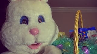 Relax with the Easter Bunny ! [ ASMR ]