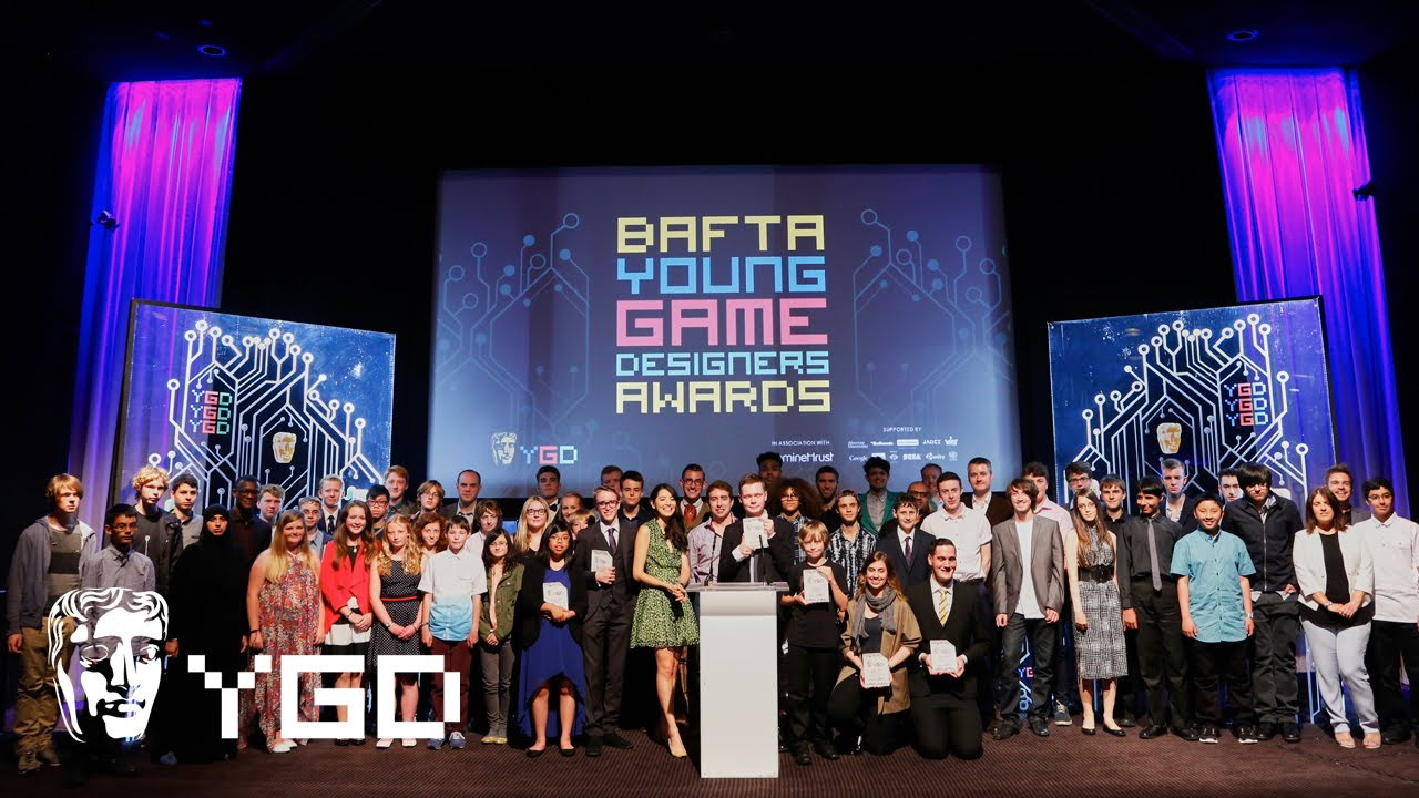 Enter the BAFTA YGD Competition 2016! - YouTube