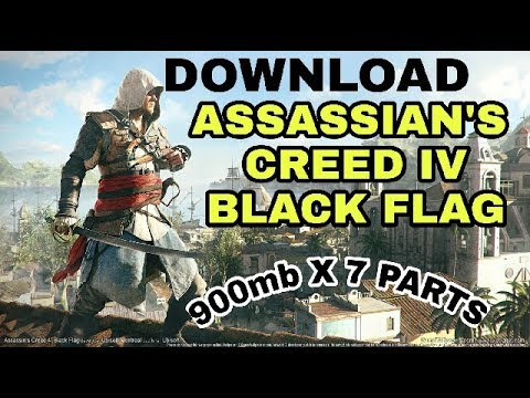 assassins creed 4 download compressed
