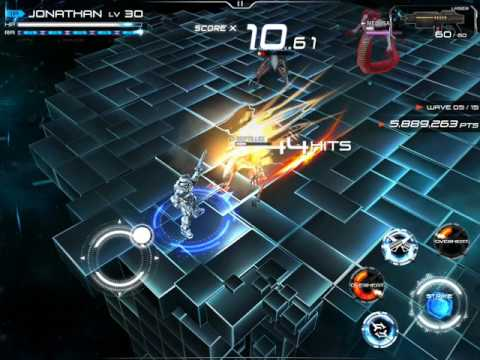 [Implosion Pilot Programe B1] Jonathan survive with all 3「Power Redirect」