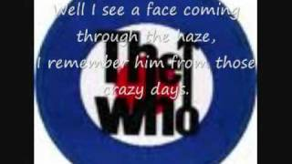 Bellboy Lyrics - The Who