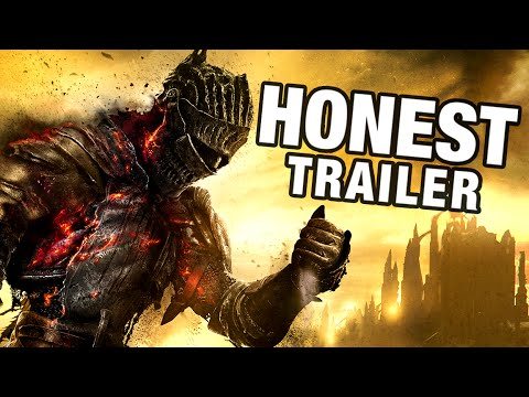 DARK SOULS 3 (Honest Game Trailers)