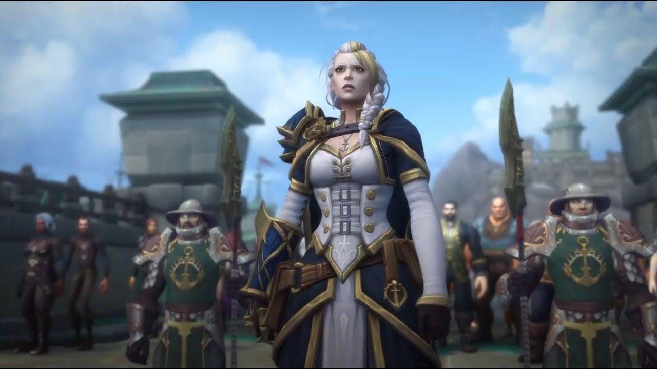 Jaina proudmoore legion