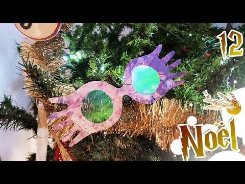 Comment Jour 12: DIY HARRY POTTER Lunette de Luna Lovegood | Sapin de Noël ?