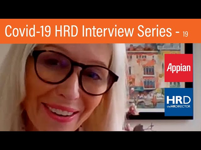 Video interview with Sarah Kirby, Group Head of Organisational Design, Zurich Insurance Group