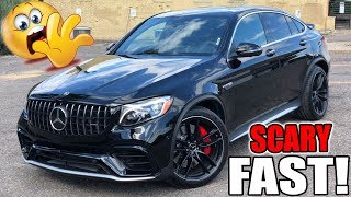 2019 MERCEDES GLC 63S AMG REVIEW!! THIS WAS ONE INSANE AUTOMOBILE!!