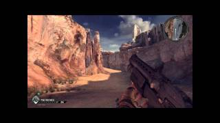 Rage Gameplay Max Settings With New Texture Patch GTX 570 1080 HD