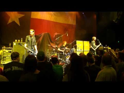 King's X: Power of Love, Showcase Live, Foxboro, 9-29-10