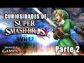 10 Curiosidades de Super Smash Bros Wii U | Parte 2