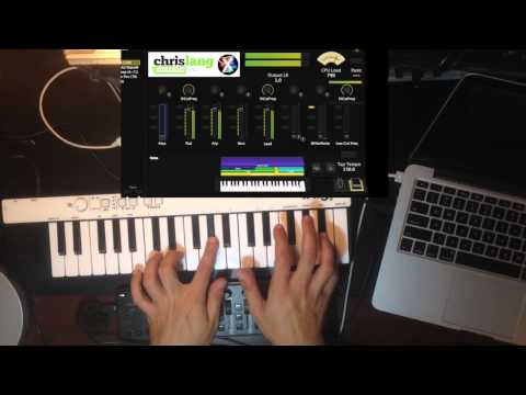 The Way - Worship Central MainStage 3 & Omnisphere Patch Demo Lesson