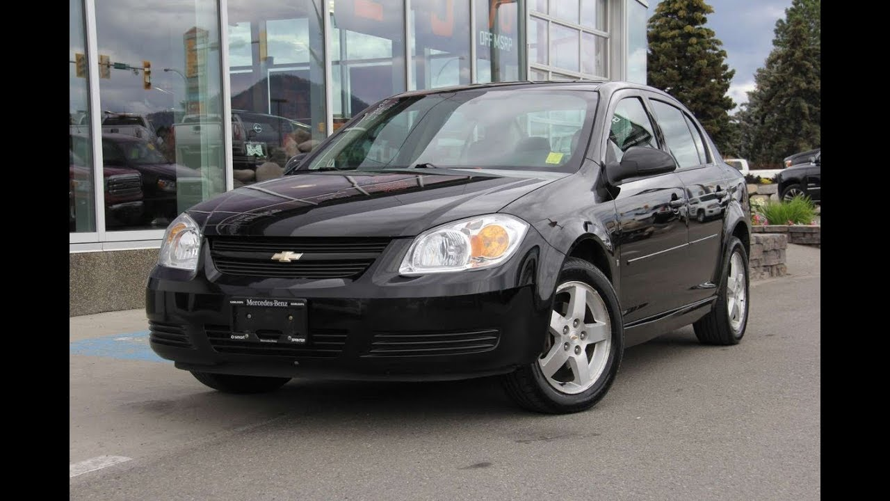 2009 Chevrolet Cobalt For Sale At Mercedes Benz Kamloops