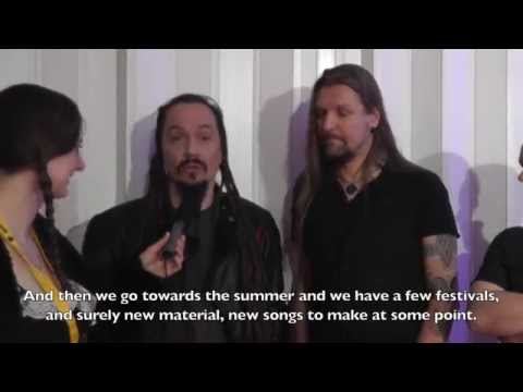 AMORPHIS at Emma Gaala 2014 (Finnish with English subs)
