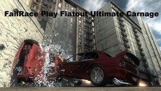 FailRace Play Flatout Ultimate Carnage