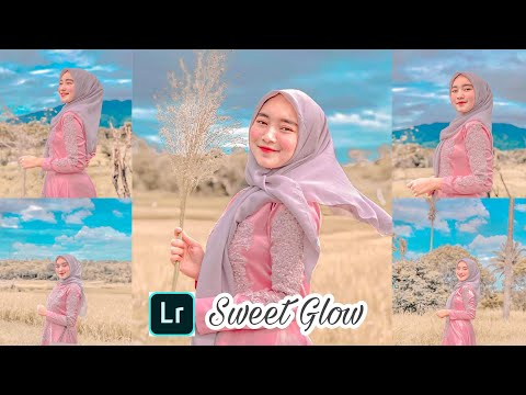 Tutorial Edit Foto Ala Selebgram Filter Sweet Glow | LIGHTROOM TUTORIAL