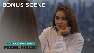 Olivia Culpo Feels Overwhelmed Over Insanely Busy Schedule | Model Squad | E!