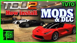 TUTO | TDU 2 - install Mods & DLCs + LINKS - 200 véhicules !