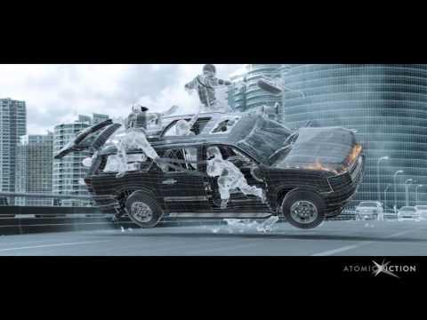 Deadpool Visual Effects Breakdown  by Atomic Fiction