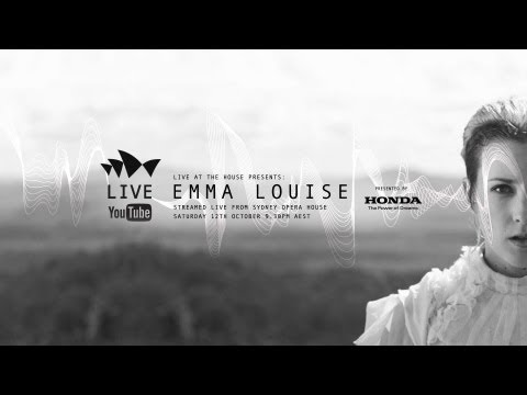 Emma Louise at Sydney Opera House - Interview