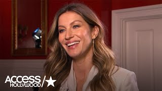 Exclusive: Gisele Bündchen On Tom Brady At The Met Gala & Meditating With Her Kids