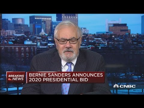 Former US Rep. Barney Frank weighs in on the 2020 Democratic field