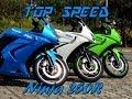 KAWASAKI NINJA 250 - TOP SPEED (HD)