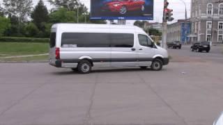 VOLKSWAGEN CRAFTER 19 SEATS(Заказ микроавтобуса в Иркутске на Свадьбу. Микроавтобус с водителем, аренда в Иркутске., 2014-06-30T14:41:20.000Z)